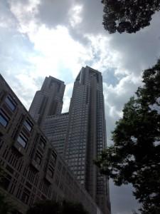 東京観光おすすめスポット!都庁展望台
