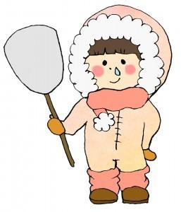 除雪を簡単にする方法!駐車場、屋根、道路を楽に除雪!