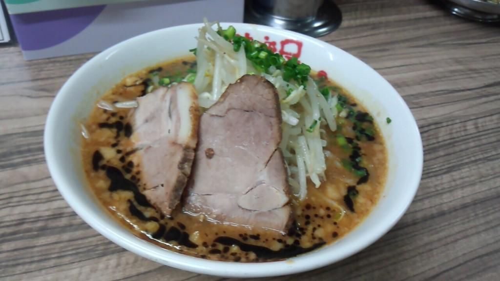 ランチパスポート新宿2の店「味噌屋八郎商店」で食事!