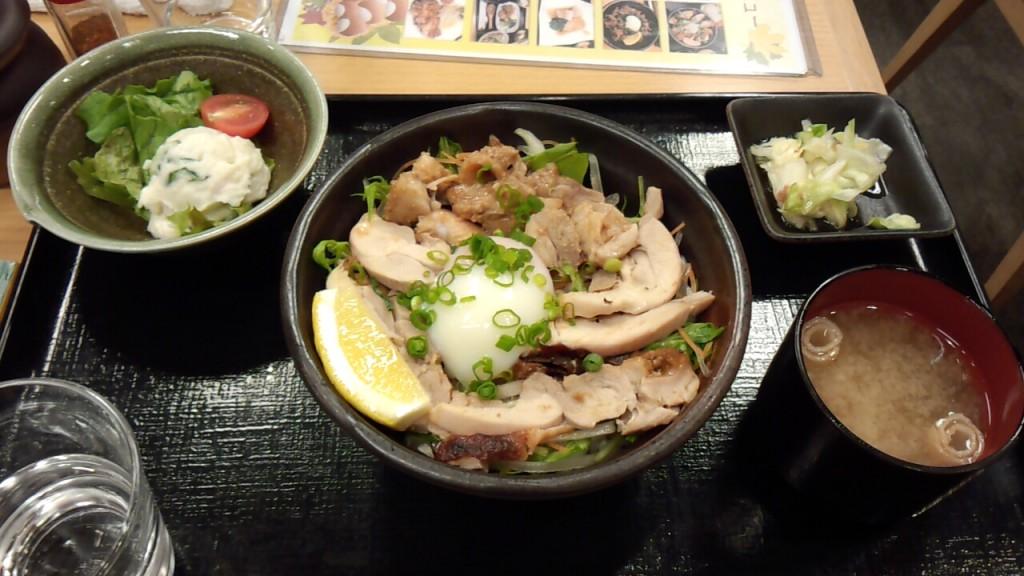 ランチパスポート新宿第2弾の店「ひびき庵」で食事!
