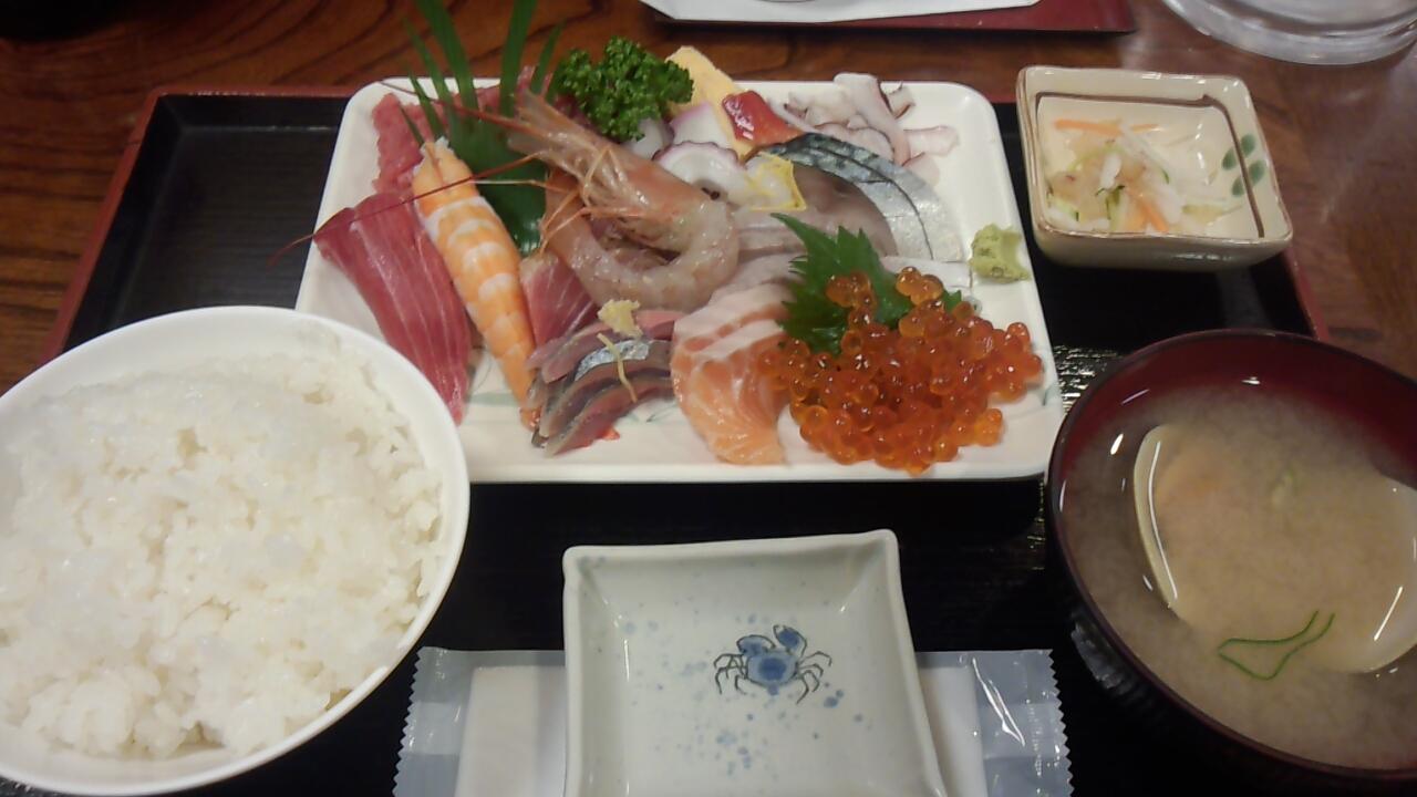 割烹さいとう ランチ 海鮮丼 待ち時間 アクセス
