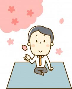 桜の名所で東京のライトアップを見て夜レストランに行くとしたら?