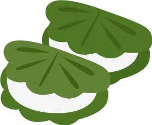 こどもの日の食べ物の意味は?柏餅やちまきをなぜ食べる?